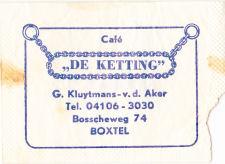 cafe in bossen boxtel